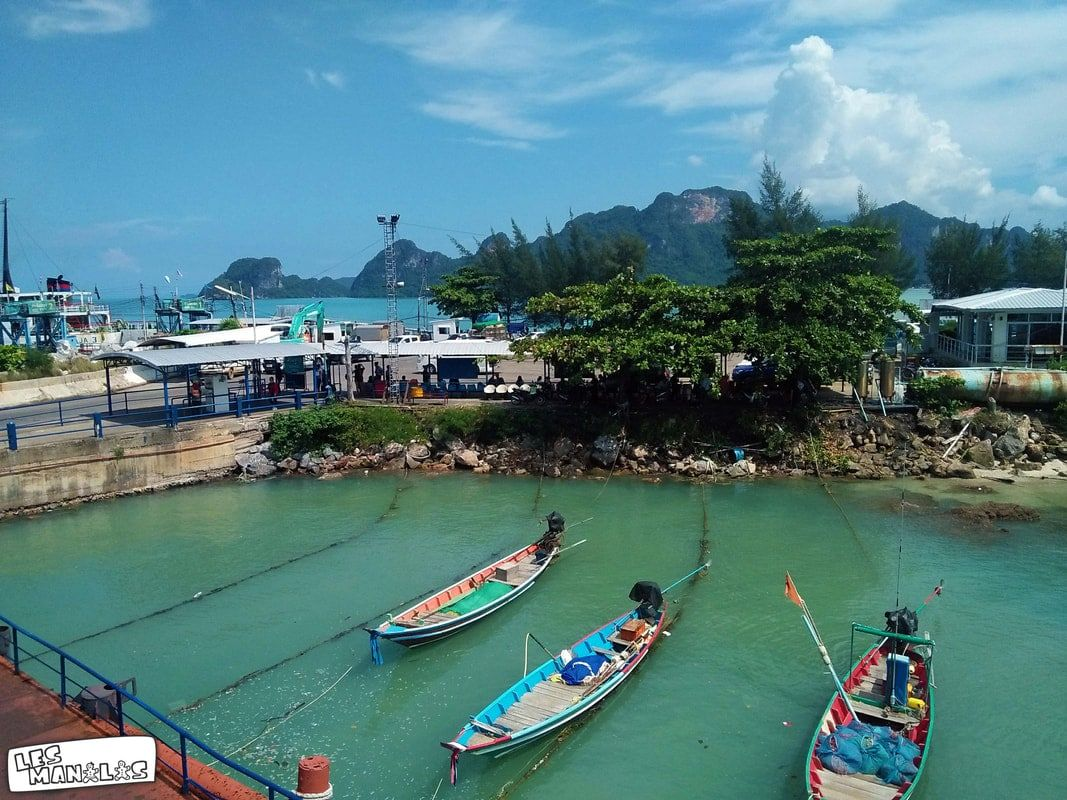 lesmanalas_port_surat_thani