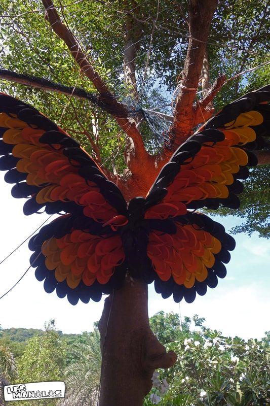 lesmanalas_tongs_papillons_deco