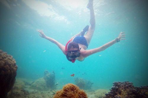 Plongée à Kapas