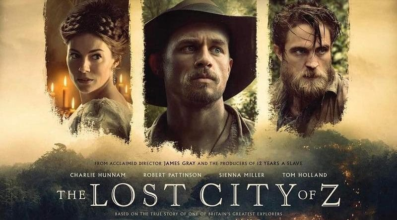 Affiche Film The Lost City Of Z