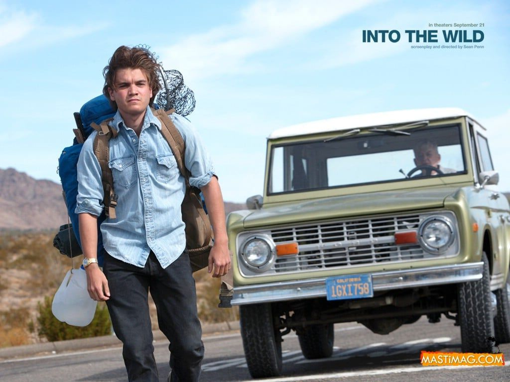 Affiche Film Into the Wild