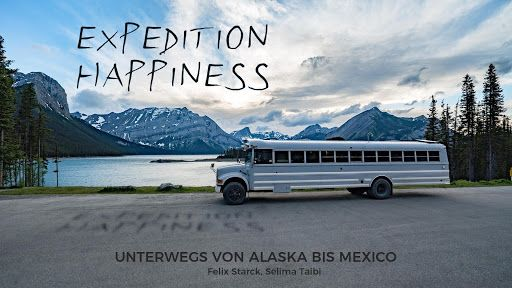 Affiche Film Netflix Expedition Happiness