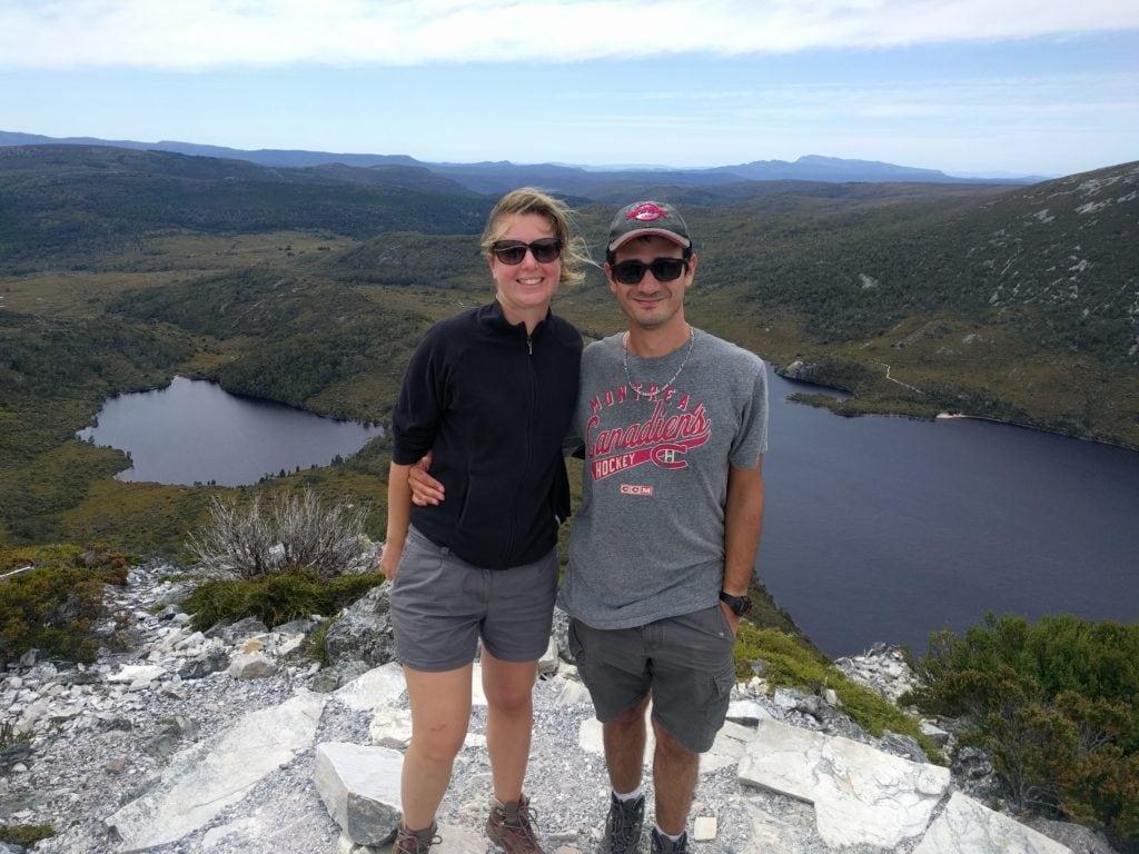 Cradle Mountain National Park, Tasmanie, Australie
