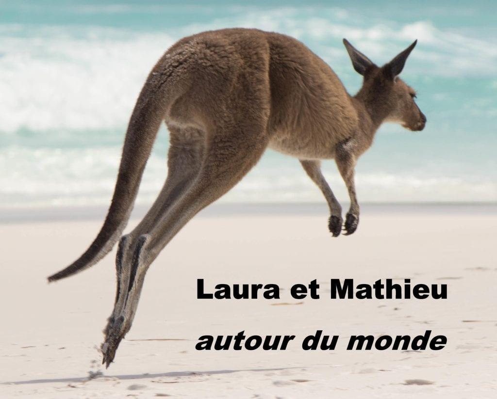 Les aventures de Laura et Mathieu autour du monde